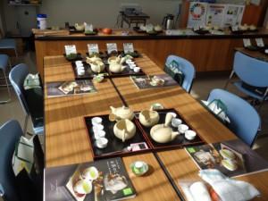 【大井川茶園】日本茶について学ぶ『お茶教室』で雪嶋会長兼社長がSDGsについて講演(2019年04月05日号掲載)